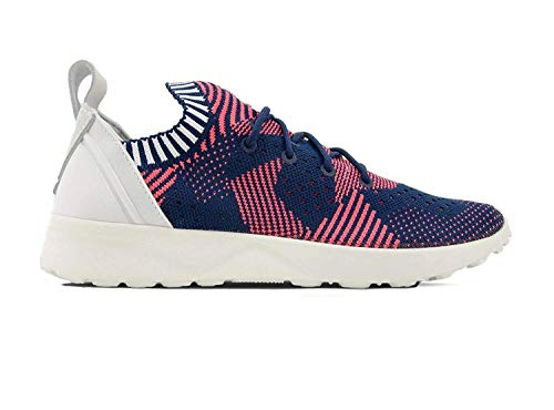 Adv Primeknit Red Navy Flux shock collegiate Virtue Zx Women Adidas AqPUw