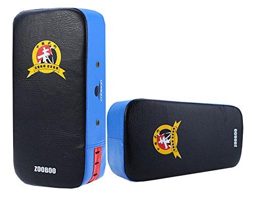 ブルーLovely子供トレーニングPunching Sandbagボクシンググローブ( 15.35 X 7.28 X 3.94インチ) 1ペア B01L3SORLK