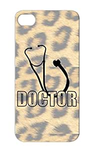Doctor Mdico Lege Arzt Arts Careers Professions Lkare Medico Lekarz Doctor Hospital Lge Black For Iphone 5s TPU Cover Case