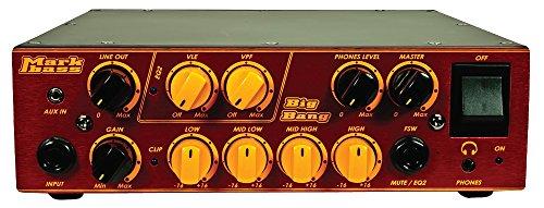 - Markbass Big Bang 500W Bass Amp Head
