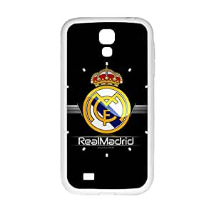Real Madrid Design Plastic Case Cover For Samsung Galaxy S4