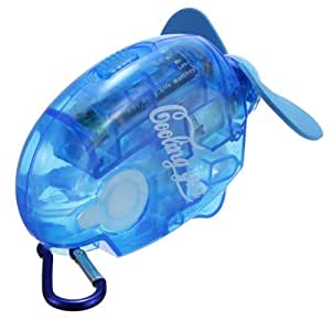 Water & Wood Mini Lovely Portable Water Spray Cool Mist Sporting Summer Beach Cooling Fan