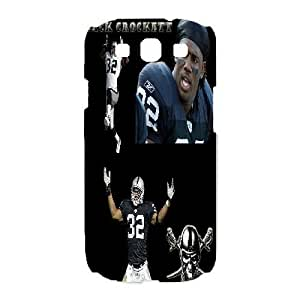 NFL Oakland Raiders For Samsung Galaxy S3 I9300 Phone Cases YGR379456