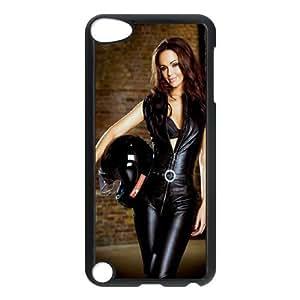 iPod Touch 5 Case Black Jennifer Metcalfe Xtzhd