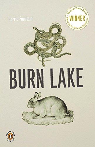 Burn Lake (National Poetry Series) by Penguin Books