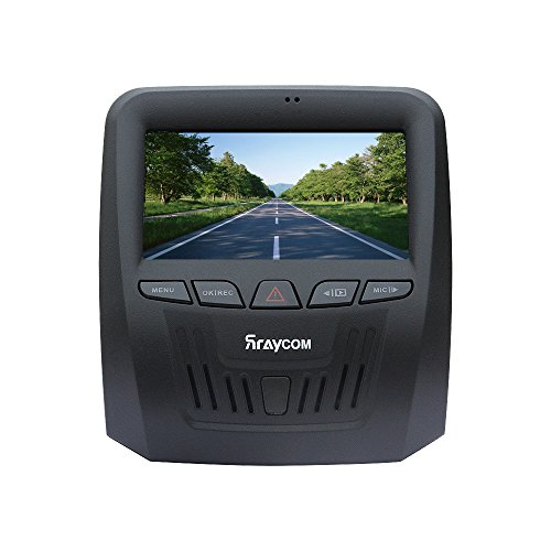 "Price comparison product image 3.0"" Car Camcorder,  Rraycom Full HD 1080P Car Dash Cam 170 Degree Wide Angle Car DVR camera Auto Video Recorder Night Vision G-Sensor Loop Recording"