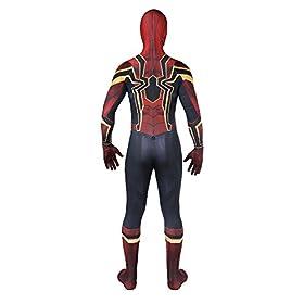 - 41jhgO 2B2RJL - Reach Unisex Lycra Spandex Zentai Halloween Cosplay Costumes Adult/Kids 3D Style