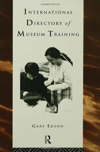 International directory of museum training