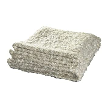 Ikea Stockholm Throw Blanket 130 X 170 Cm Beige Throw Blanket