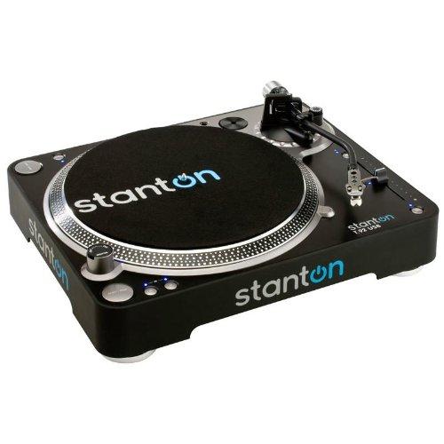 Giradischi Stanton T92 DJ USB Hi Fi con uscita digitale coassiale