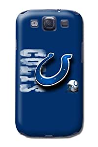 Samsung Galaxy S3 Nfl Football Indianapolis Colts Case Cover+Best Faster Usa Delivery