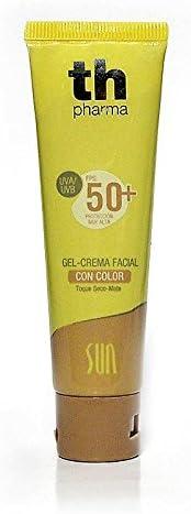 Th pharma Gel Crema Facial Con color spf 50 Arena 60 ml ...
