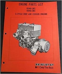 rupp snowmobile kohler engine parts manual k340 2rs k440 2rs nice rupp snowmobile kohler engine parts manual k340 2rs k440 2rs nice 712 paperback 1974