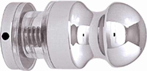 Chrome Mini Bulb Style Single Sided