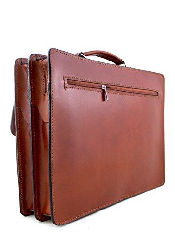 Bags para hombre al FFB Bolso Factory coñac Florence hombro w0x0aEYq