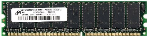 256mb DRAM Memory for Cisco 2811 Router (Cisco PN# MEM2811-256D)