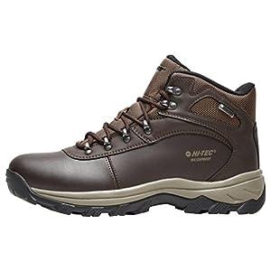 Hi-Tec Altitude Base Camp WP Walking Boot - AW16-8 - Brown