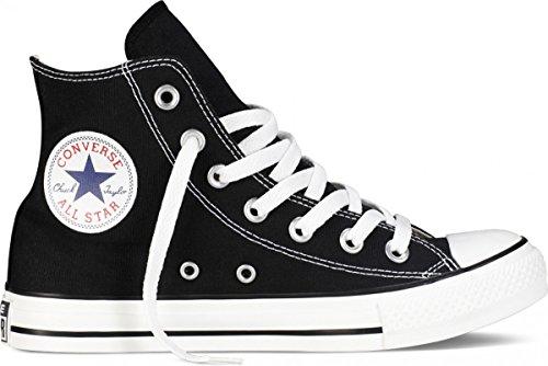 Converse Chuck Taylor All Star Colori High Top Core (13 D (m), Nero Classico)