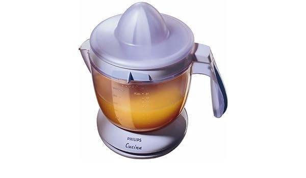 Philips Cucina HR2792/31 - Exprimidor eléctrico, 25 W, color ...