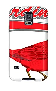 Hot 1445117K415805722 st_ louis cardinals MLB Sports & Colleges best Samsung Galaxy S5 cases