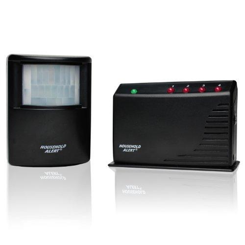 outdoor motion sensor alarm amazon com