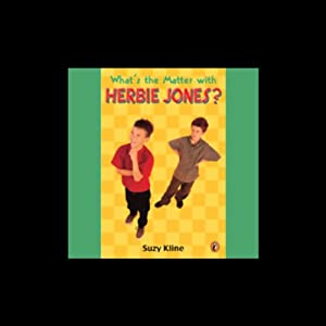 What's the Matter with Herbie Jones? Audiobook