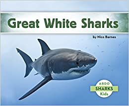 Book Great White Shark (Sharks)