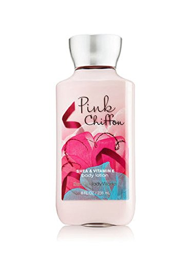 Bath & Body Works Body Lotion in Pink Chiffon - 8 - Hours Outlets Vero