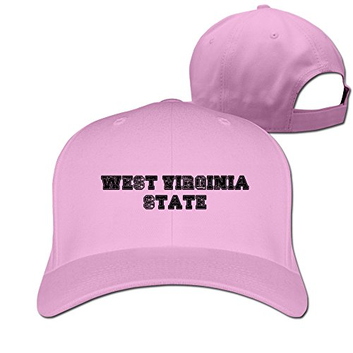 Usa West Virginia State Logo Adjustable Hats Trucker Hats ()