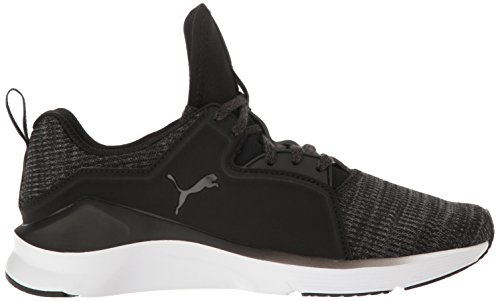 White Puma Lace Fierce PUMA Women's WN's puma Black Knit Trainer Cross Shoe q7xUxCn