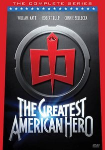 The Greatest American Hero : The Complete Uncut Series 43 Episodes , 9 Dvd's : With 20 Minute Bonus Interview with Series Creator