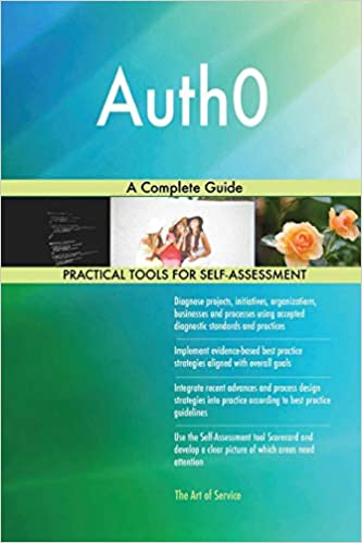 Buy Auth0 a Complete Guide Book Online at Low Prices in India