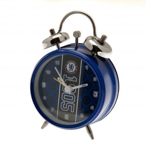 - Chelsea F.C. Alarm Clock ES Official Merchandise by Chelsea F.C.