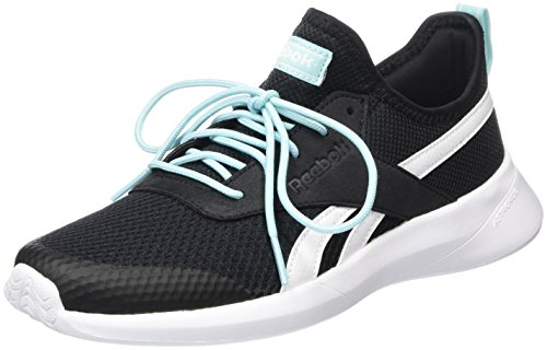 Black Hs para 000 2 Trail Reebok Zapatillas Negro Ride White Running Royal Lagoon EC Mujer de Blue 84x74Paw