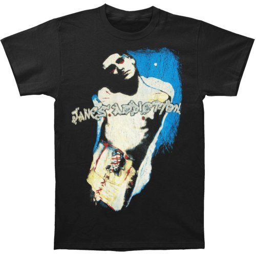 Janes Addiction Perry Slim Fit T-shirt Large