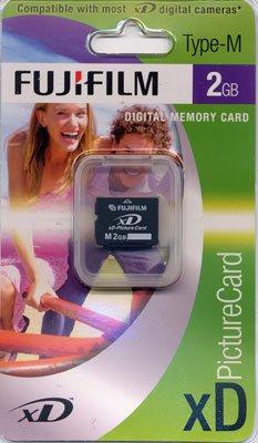 kenable FujiFilm xD Tipo H 2GB 2 Gig GB xD Picture Memoria ...