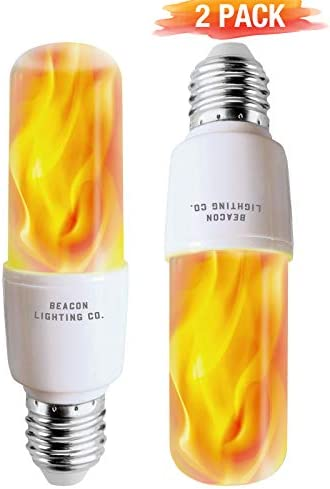 LED Flame Effect Light Bulbs product image