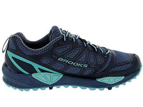 9 Zapatos Correr Para Women Cascadia Mujer Azul Brooks tw5q48n