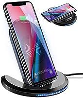 ELEGIANT Chargeur sans Fil, Chargeur à Induction Pliable Chargeurs de Téléphone Portable Rapide pour iPhone...