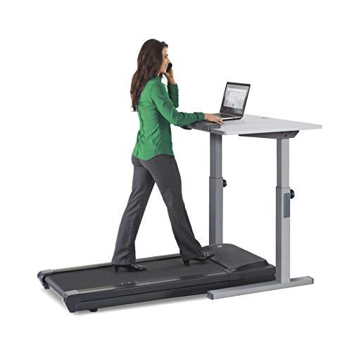 Three Platinum Speed Desktop (LifeSpan TR1200-DT5 Treadmill Desk)