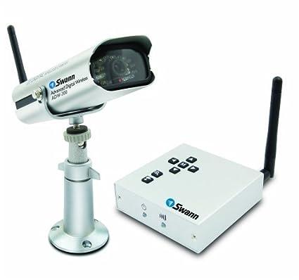 Amazoncom Swann SW233ADW ADW300 Digital Wireless Security Camera
