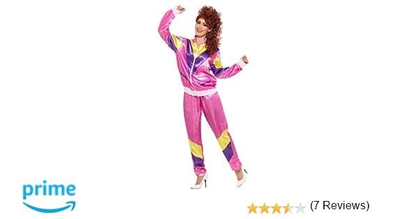 Smiffys Smiffys-39660L Disfraz de chándal al colmo de la Moda de ...
