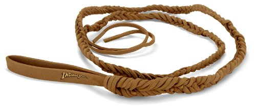 (Indiana Jones 4' Leather Whip)