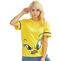Camiseta Looney Tunes Piu-Piu Face