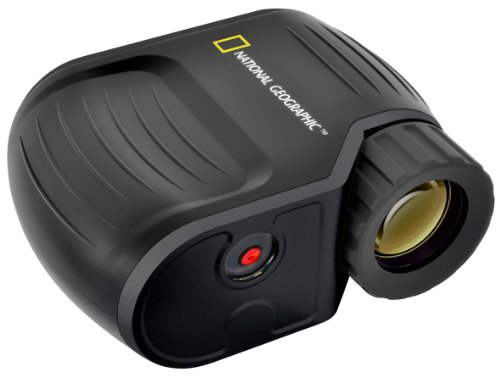 National Geographic digitales Nachtsichtgerät mit Bildschirm (3-fach Vergröߟerung, 25mm Objektiv)