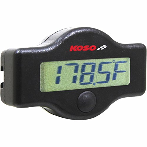 Koso BA049400 EX-01 Water Temperature Meter