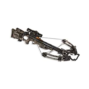 TenPoint C11002-4412 Carbon Fusion CLS Crossbow & Scope with ACUdraw