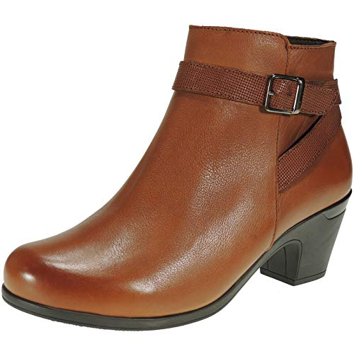 Leather Women Calzados 2 For Romero Boots xTAq0Ip