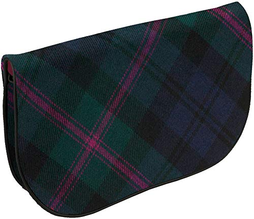 Inside with Leather and Clutch Pocket Baird Bag Large Back with Tartan RBx7w0dq1