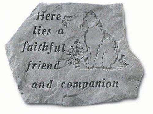 Kay Berry 67820 Here Lies A Faithful Friend… Decorative Stones, Multicolor